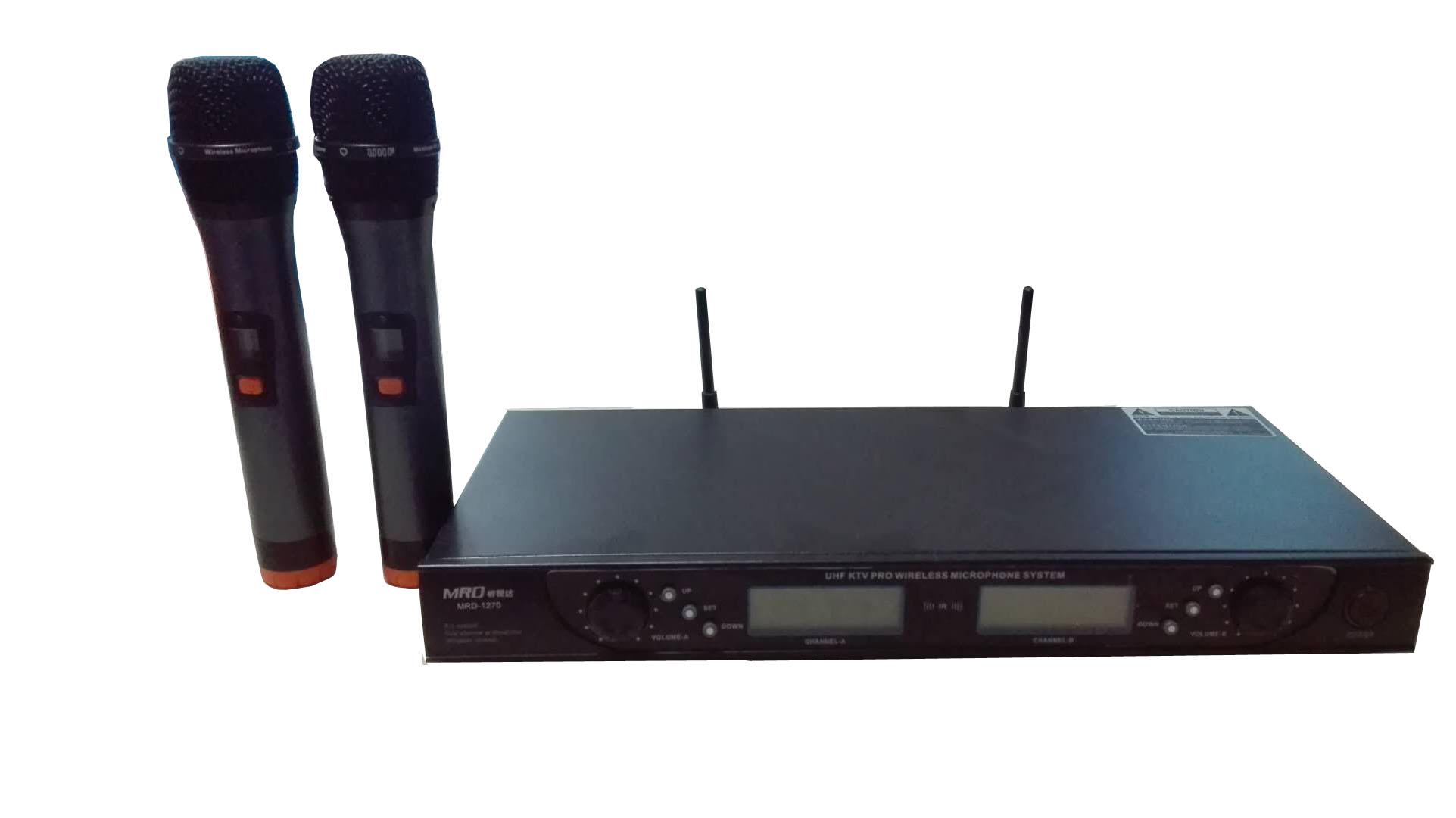 明锐达话筒MRD-1270